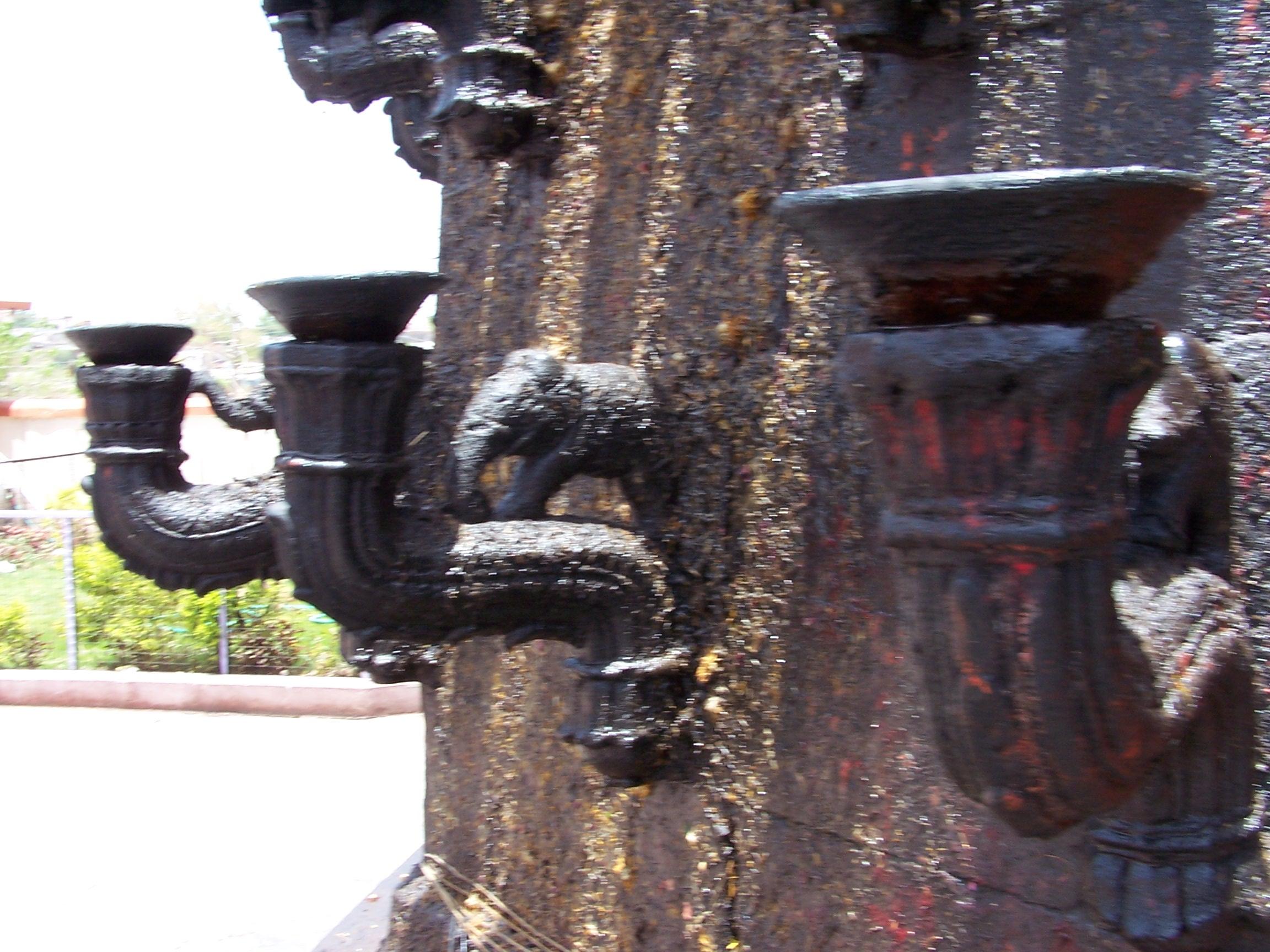 Ujjain Temple India Harsiddhi Temple Ujjain