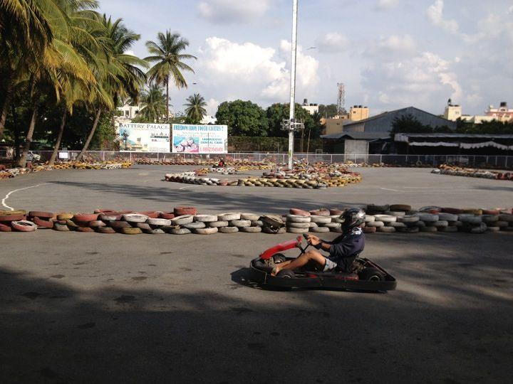 Go kart price in bangalore