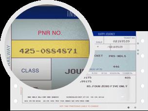 PNR Status - Check Train PNR Status Enquiry Online, PNR Prediction