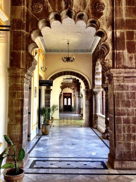 new palace kolhapur  india