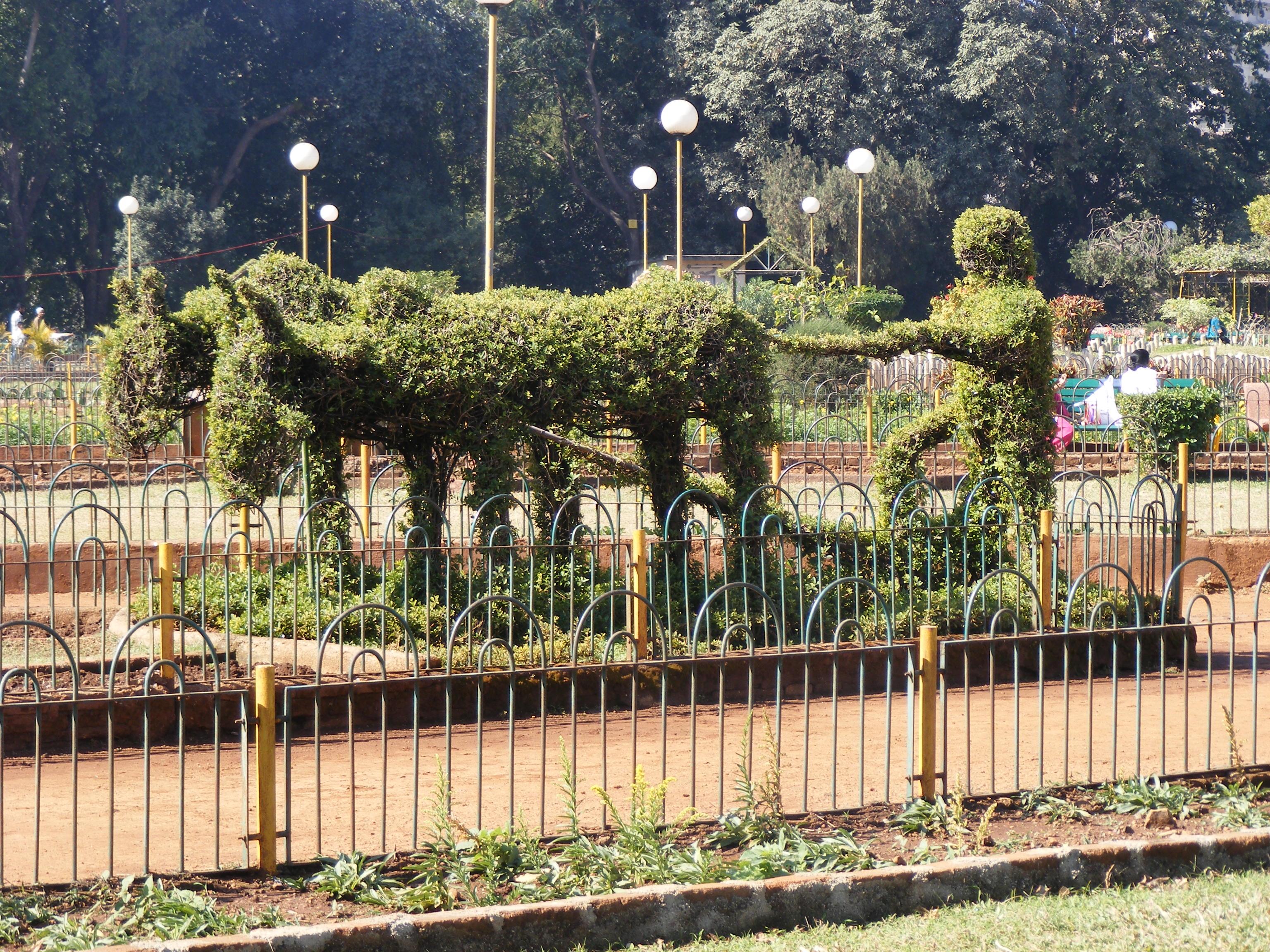 How To Reach Hanging Garden Mumbai By Train Bus Car Air