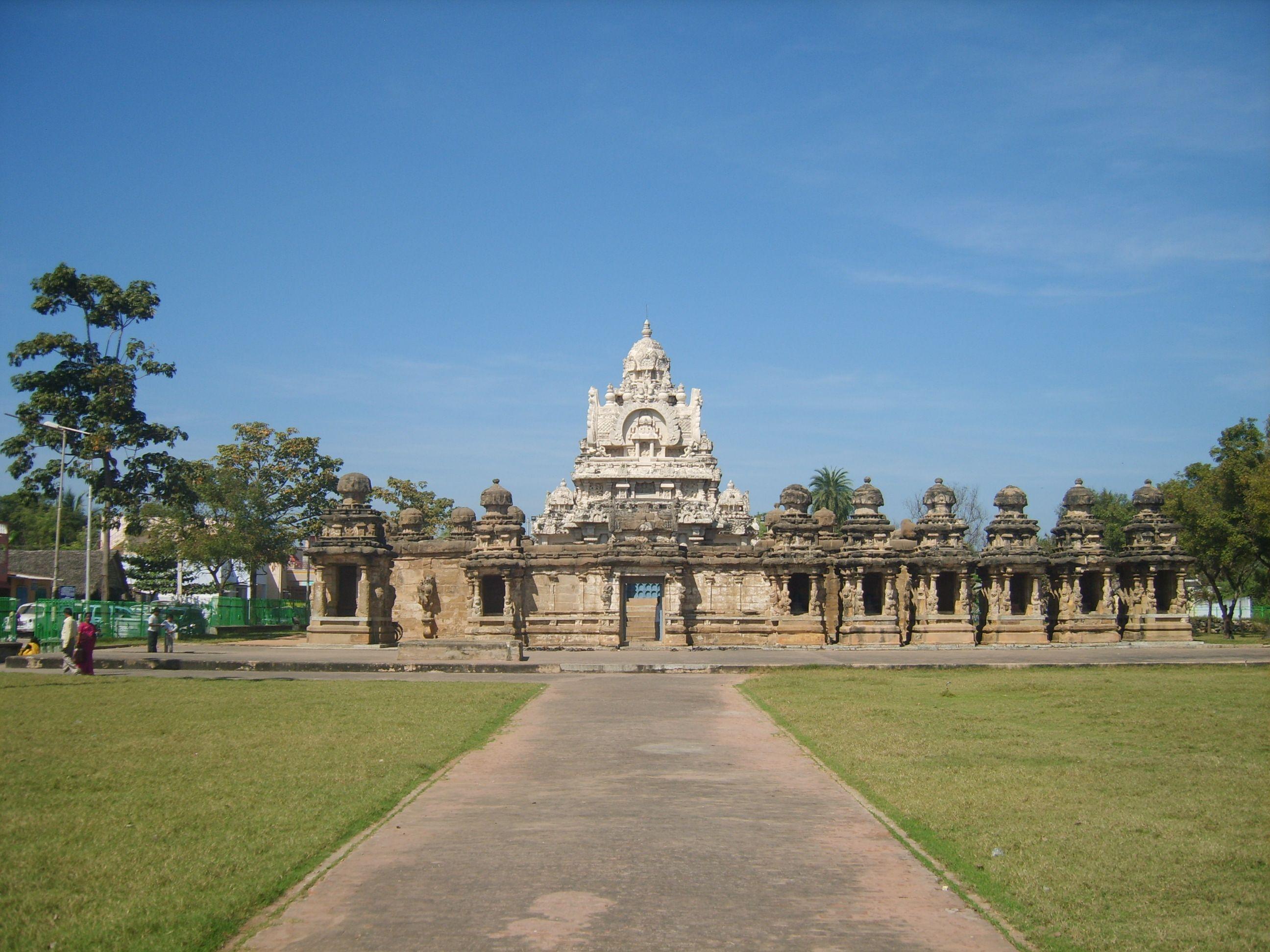 20 temples in Kanchipuram, famous Kanchipuram temples, list