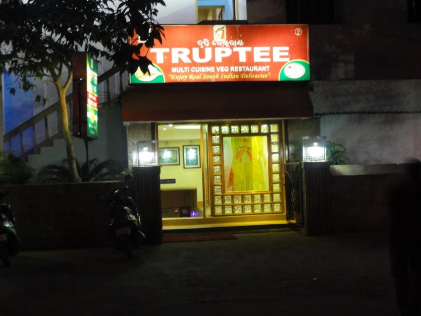 Truptee Restaurant Bhubaneshwar India Cuisines Prices Location More