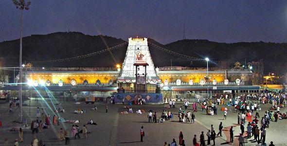 Rooms: Rooms And Stay At Tirumala Tirupati Devasthanam (TTD