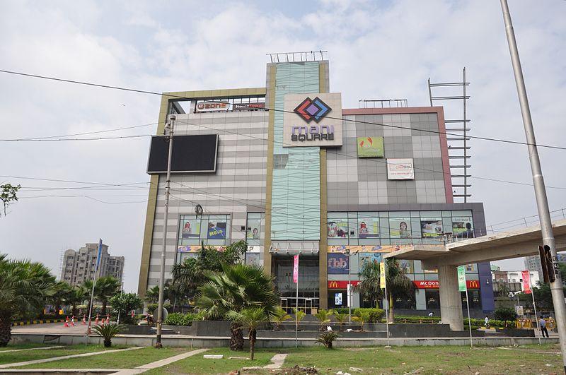 How to reach mani square mall kolkata by train bus car air