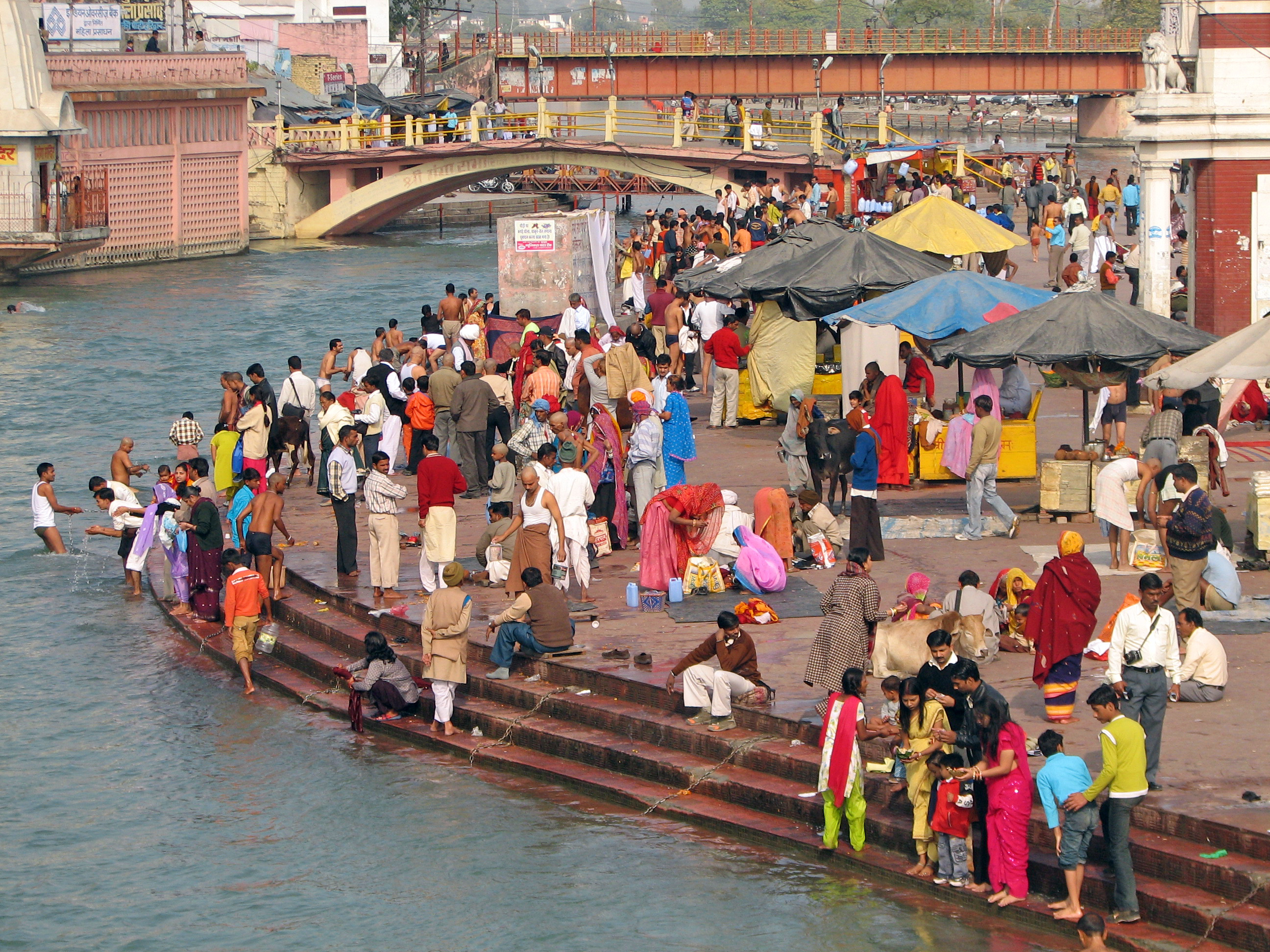 Ganesh Ghat Haridwar, India - Location, Facts, History and all ...