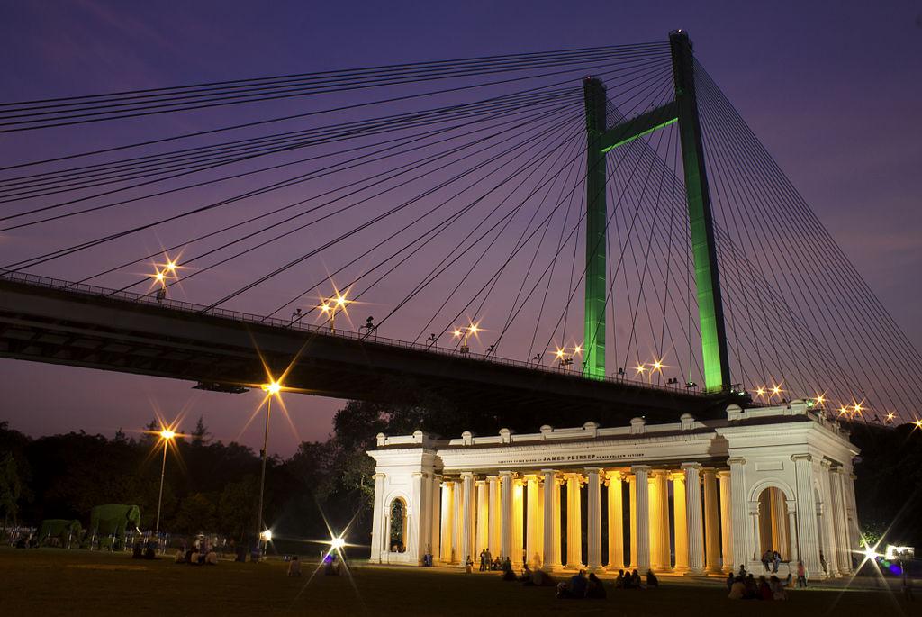 How To Reach Princep Ghat Kolkata By Train Bus Car Air