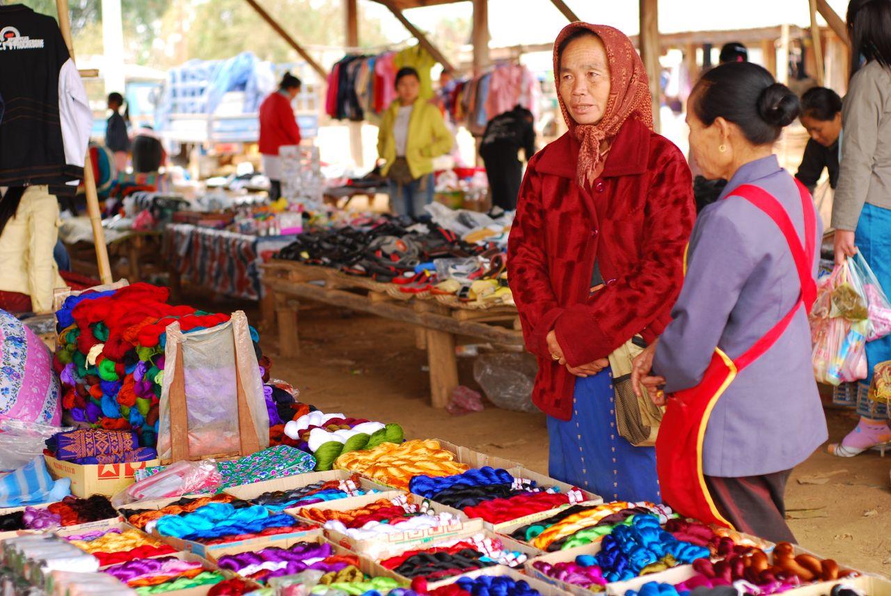 Pashupati market near mirik