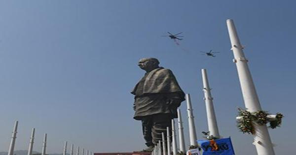 Check Information about statue of Unity Narmada
