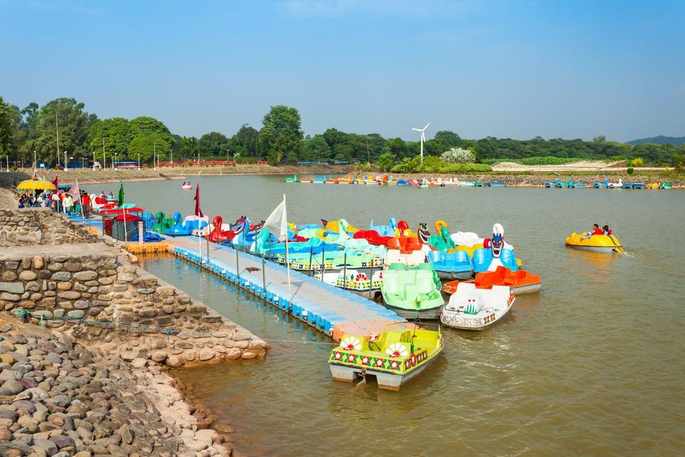 Sukhna Lake Chandigarh   Best Palace to visit in Chandigarh